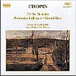 [수입] Chopin : Cello Sonata, Polonaise Brillante, Grand Duo