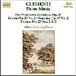 [수입] Clementi : Piano Sonatas (Selection)