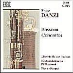 [수입] Danzi : Bassoon Concertos