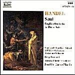 [수입] Handel : Saul, Hwv 52