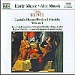 [수입] Hume : Captain Humes Poeticall Musicke, Vol.1