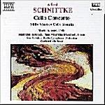 [수입] Schnittke : Cello Concerto, Cello Sonata