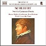 [수입] Schubert : Lied Edition Vol.11 (North German Poets: Muller, Brachmann)