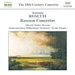 [수입] 로제티 : 바순 협주곡