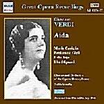 [수입] Verdi : Aida