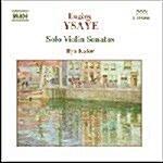 [수입] 이자이 : 솔로 바이올린 소나타, Op.27