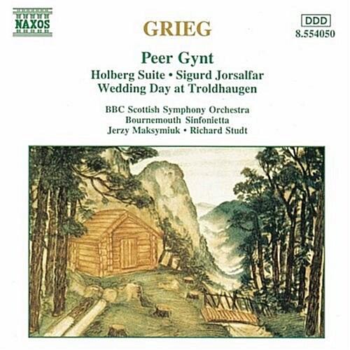 [수입] Grieg : Orchestral Music