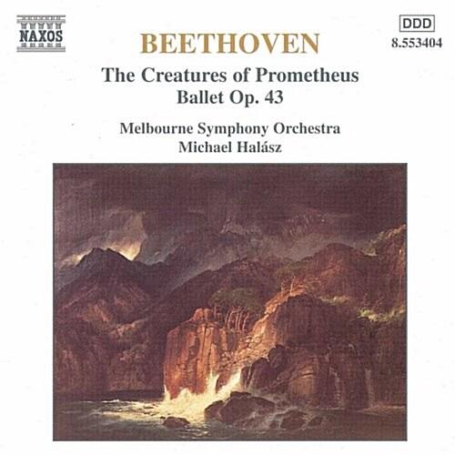 [수입] Beethoven : The Creatures Of Prometheus