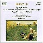 [수입] Berwald : Symphonies Nos. 3 & 4 - Piano Concerto