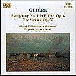 [수입] Gliere : Symphony No. 1, The Sirens