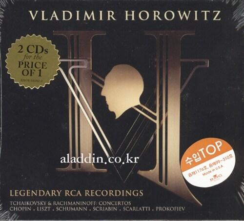 [수입] 호로비츠 - 전설적인 RCA 녹음들