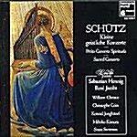 [수입] 쉬츠 : Kleine Geistliche Konzerte, Symphoniae Sacrae