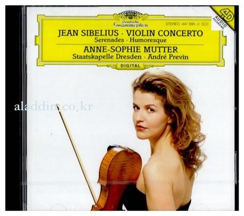 [수입] 시벨리우스 : 바이올린 협주곡