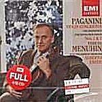[수입] 파가니니 : 바이올린 협주곡1 & 2번