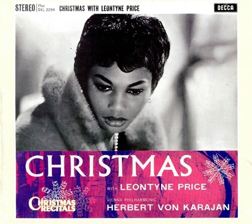 [수입] Christmas with Leontyne Price (오리지널 커버)