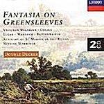[수입] Fantasia On Greensleeves (Vaughan Williams,Delius,Elgar,Warlock,Butterworth)