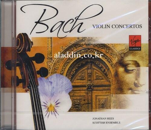[수입] 바흐: 바이올린 협주곡집