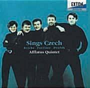 [수입] 체코를 노래하다 - Rejcha,Foester,Dvorak 목관 오중주 (HDCD)