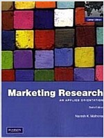 Marketing Research: An Applied Orientation (6th Edition, Paperback)