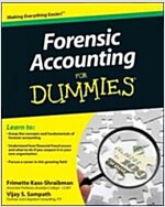 Forensic Accounting for Dummies (Paperback)