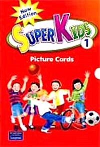 New Super Kids 1 (Picture Cards)