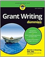 Grant Writing for Dummies (Paperback)
