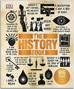 The History Book : Big Ideas Simply Explained (Hardcover)