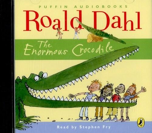 The Enormous Crocodile - CD 1장 (도서별매)