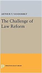 Challenge of Law Reform (Hardcover)