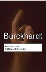Judgements on History and Historians (Hardcover)