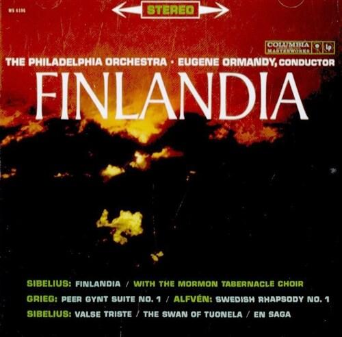 [수입] 그리그 & 시벨리우스 : 페르귄트 모음곡 1번 & 핀란디아
