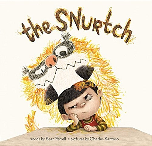[중고] The Snurtch (Hardcover)