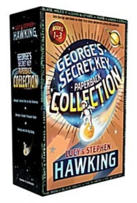 Georges Secret Key Paperback Collection: Georges Secret Key to the Universe; Georges Cosmic Treasure Hunt; George and the Big Bang (Paperback, Boxed Set)