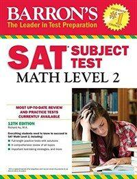 Barron's SAT Subject Test: Math Level 2, 12th Edition (Paperback, 12)