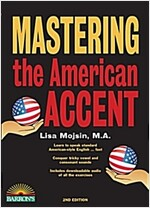 Mastering the American Accent (Paperback, 2)