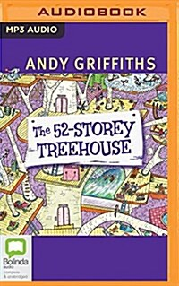 The 52-Storey Treehouse (MP3 CD)