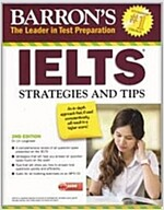 Ielts Strategies and Tips with MP3 CD (Paperback, 2)