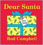 Dear Santa: A Lift-The-Flap Book (Board Books, Reissue)