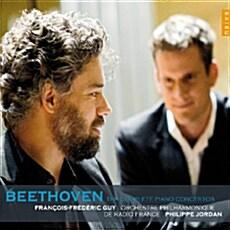 [수입] 베토벤 : 피아노 협주곡 1-5번 [3 for 1]