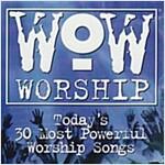 [중고] WOW Worship Blue