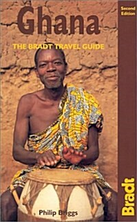 Bradt Country Guide Ghana (Paperback, 2nd)