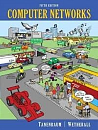 Computer Networks (Hardcover, 5)