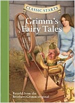 Classic Starts: Grimm's Fairy Tales (Hardcover)