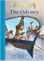 Classic Starts(r) the Odyssey (Hardcover)