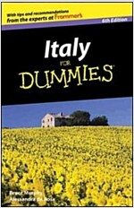 Italy for Dummies (Paperback, 6)