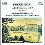 [수입] 보케리니 : 첼로 협주곡 3집 9-12번