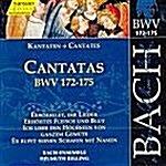 [수입] 헨슬러 에디션 52 - 바흐 : 칸타타 BWV 172-175
