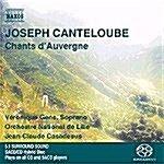 [수입] 캉틀루브 : 오베르뉴의 노래 (SACD)