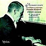 [수입] 라흐마니노프 : 피아노 협주곡 전곡, 파가니니 랩소디