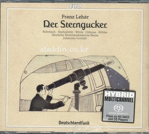 [수입] 레하르 : Der Strengucker (SACD)